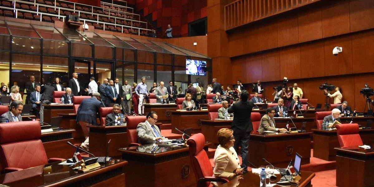 Senado conoce hoy en segunda lectura proyecto de Ley de Partidos
