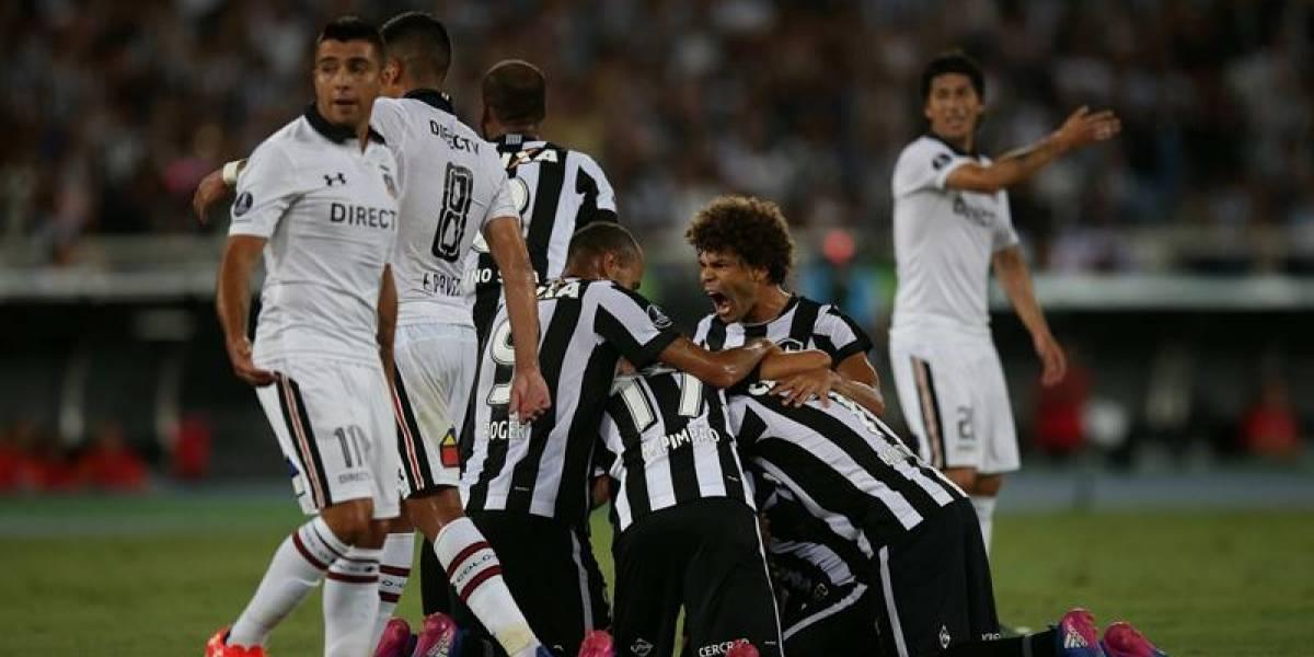 "Barroso y polémica ante Botafogo: ""Estamos tranquilos pero tristes porque nos pareció penal"""