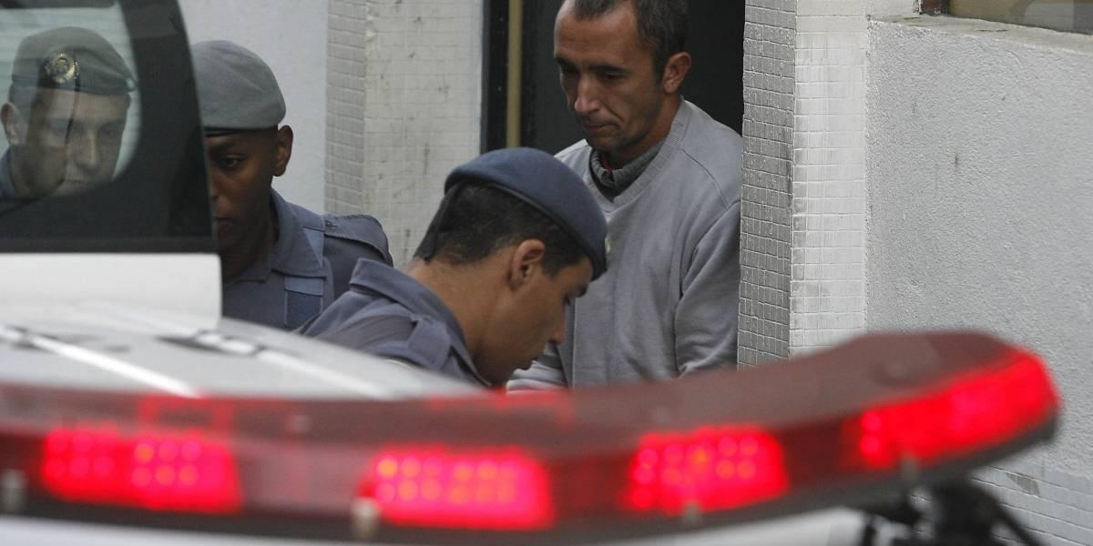 Em SP, Cristian Cravinhos volta para a prisão