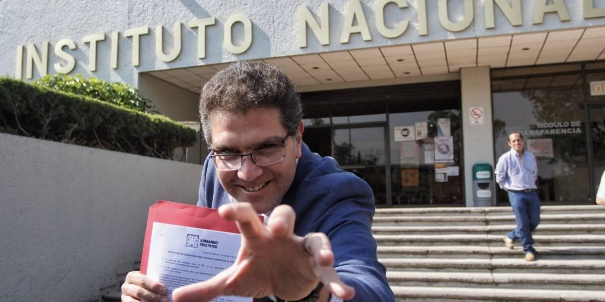 Conflicto INE-Ríos Piter podría llegar a la corte internacional