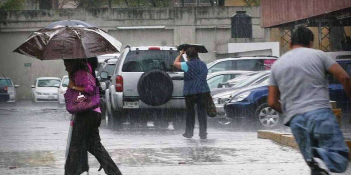 Nueve provincias en alerta verde por lluvias