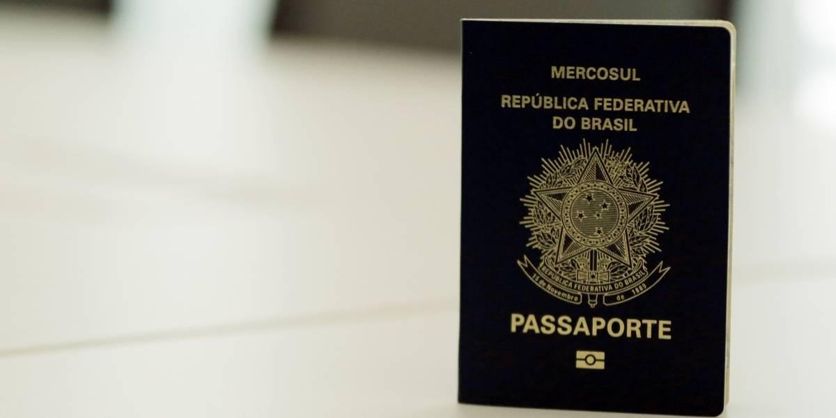 Problema no servidor da PF afeta emissão de passaportes