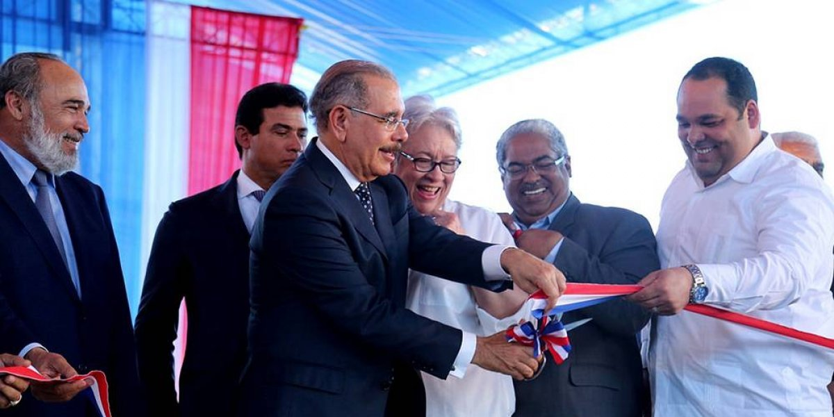 Medina entrega remodelado hospital en Fantino, provincia Sánchez Ramírez
