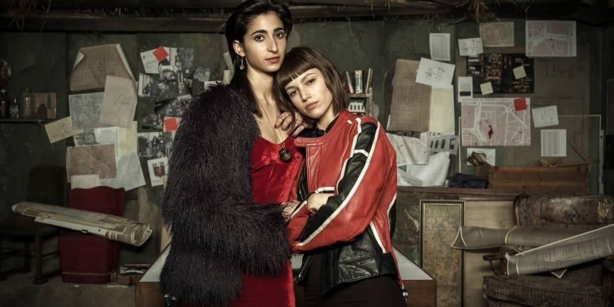 Netflix anuncia seis nuevas series