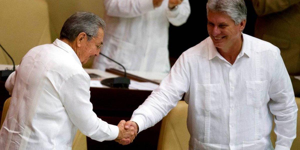 Asamblea Nacional de Cuba elige al nuevo presidente