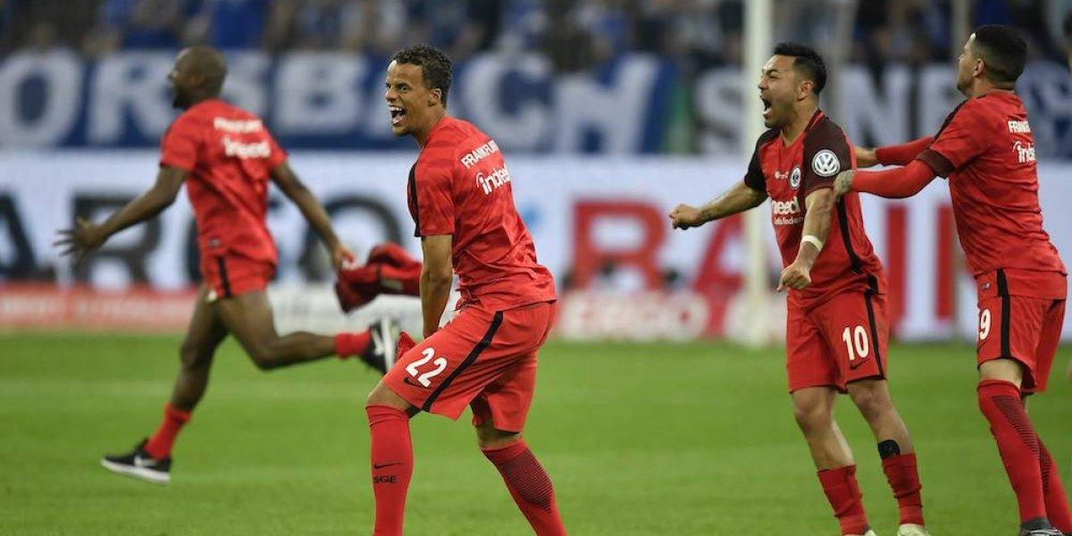 Marco Fabián y el Eintracht Frankfurt disputarán la Copa de Alemania