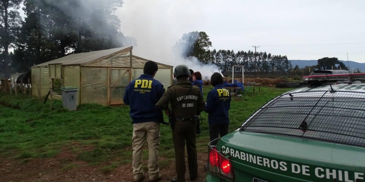 Piñera enviará 100 carabineros y 38 vehículos adicionales a La Araucanía