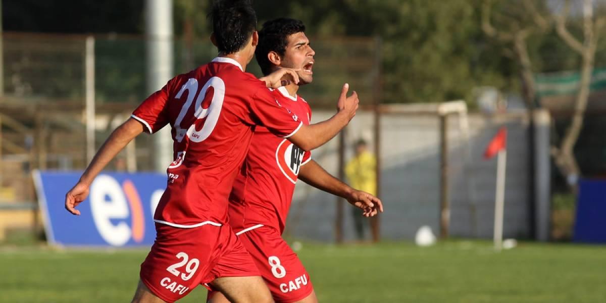 Olimpia presentó demanda contra Colo Colo por Rodrigo Báez