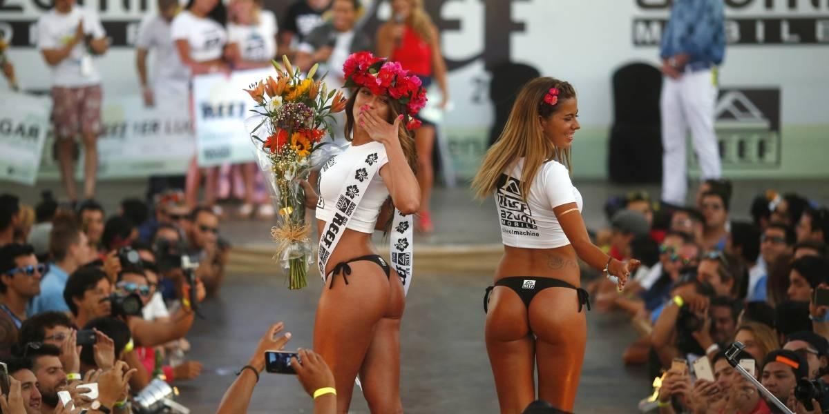 """¡Atención! Se suspende el """"Miss Reef"""" Chile 2017"""