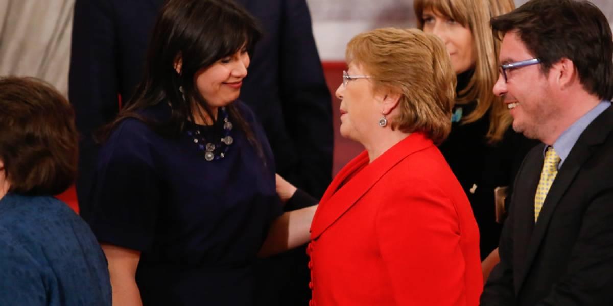 Bachelet nombra a Javiera Blanco como abogada consejera del CDE