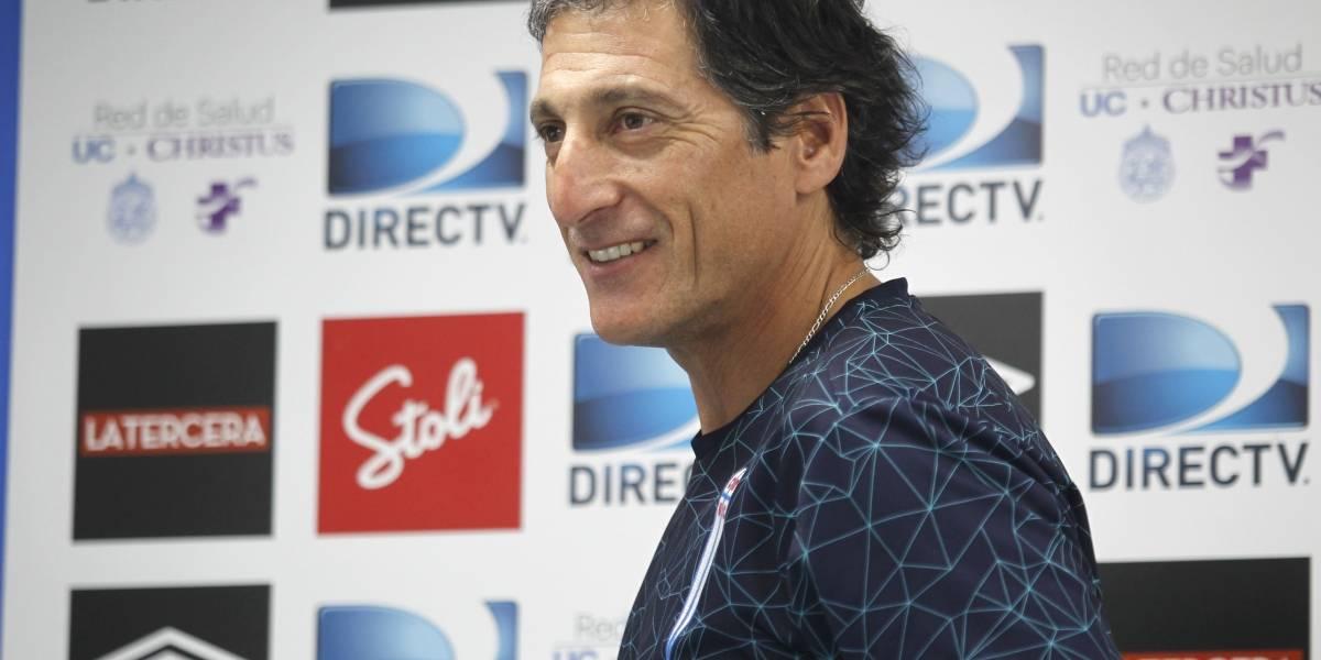 """Mario Salas asume la presión por el tri: """"Estamos obligados a ganar todos los días"""""""