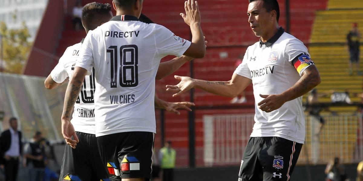 En Directo: Colo Colo venció 3-0 a Unión Española en Santa Laura