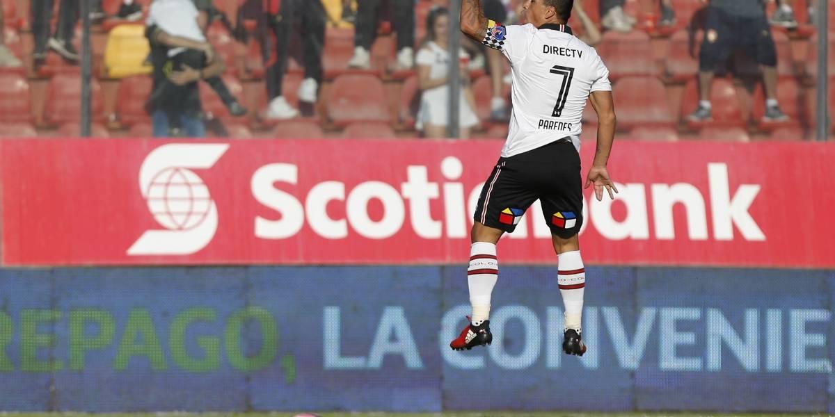 Al ritmo del capitán: Colo Colo goleó a Unión Española con un intratable Paredes