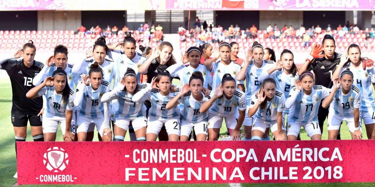 """""""Queremos ser escuchadas"""": La selección Argentina explotó ante falta de apoyo en la Copa América Femenina"""