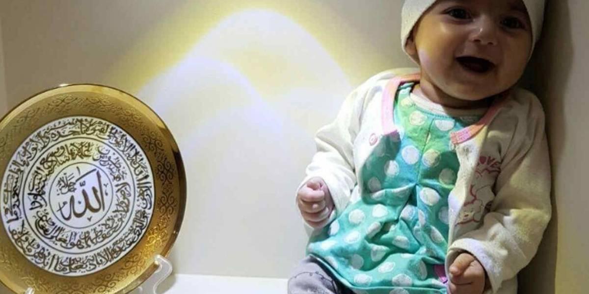 Una bebé iraní pudo entrar en EEUU para ser operada del corazón