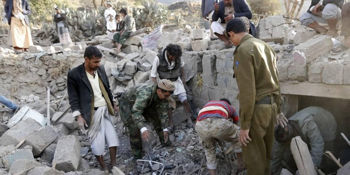 """EEUU dice que """"probablemente"""" hubo víctimas civiles en bombardeo en Yemen"""