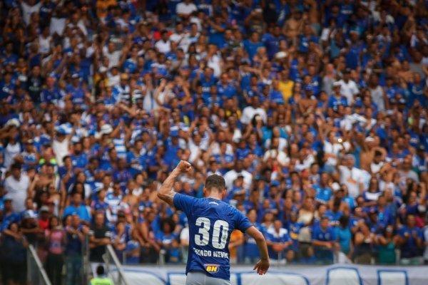 Thiago Neves confía en una victoria / imagen: Twitter Cruzeiro