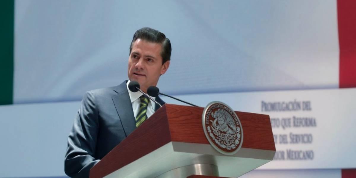 Peña Nieto clausura la 82 Asamblea de la  Confederación Nacional Ganadera