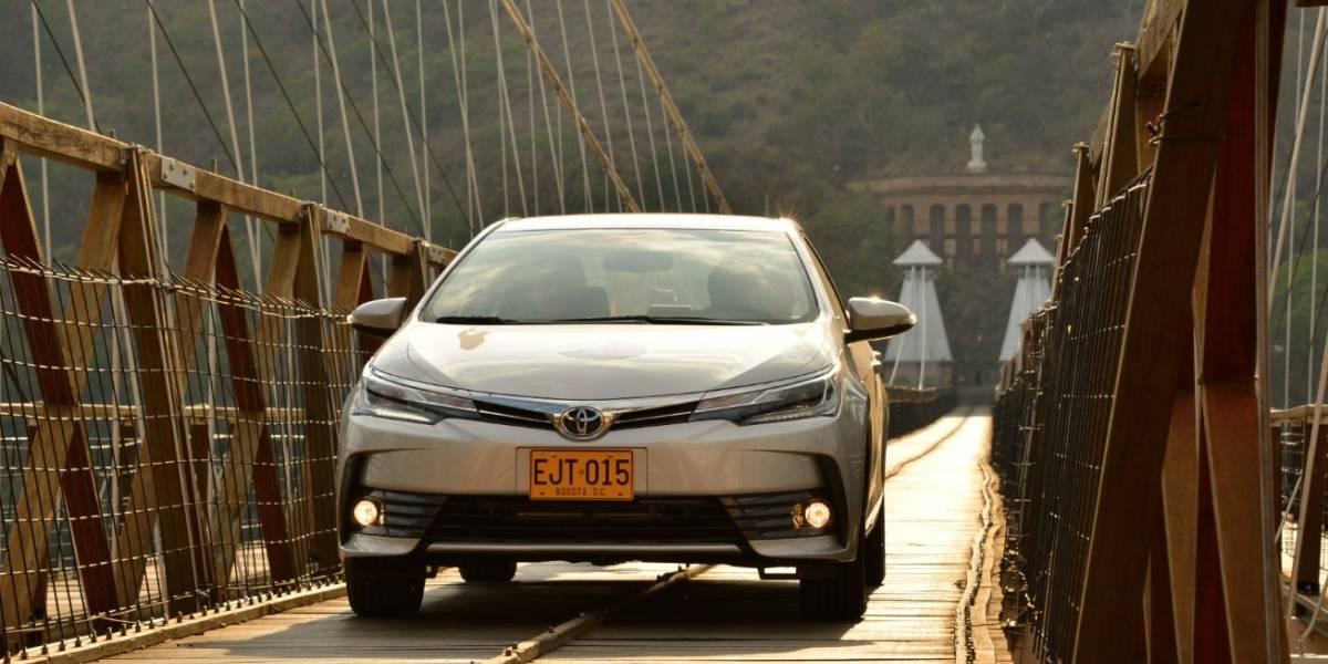 Toyota Corolla: vuelve a Colombia un ícono global