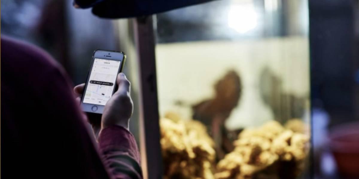Uber premiará a sus usuarios en Bogotá de esta forma