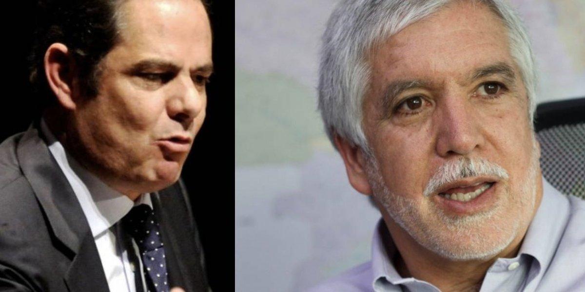 Así respondió Enrique Peñalosa al mensaje de Germán Vargas Lleras