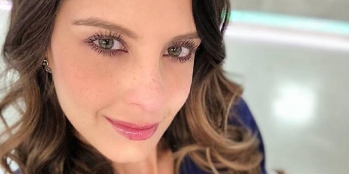 Laura Acuña reveló cómo se enteró que estaba embarazada