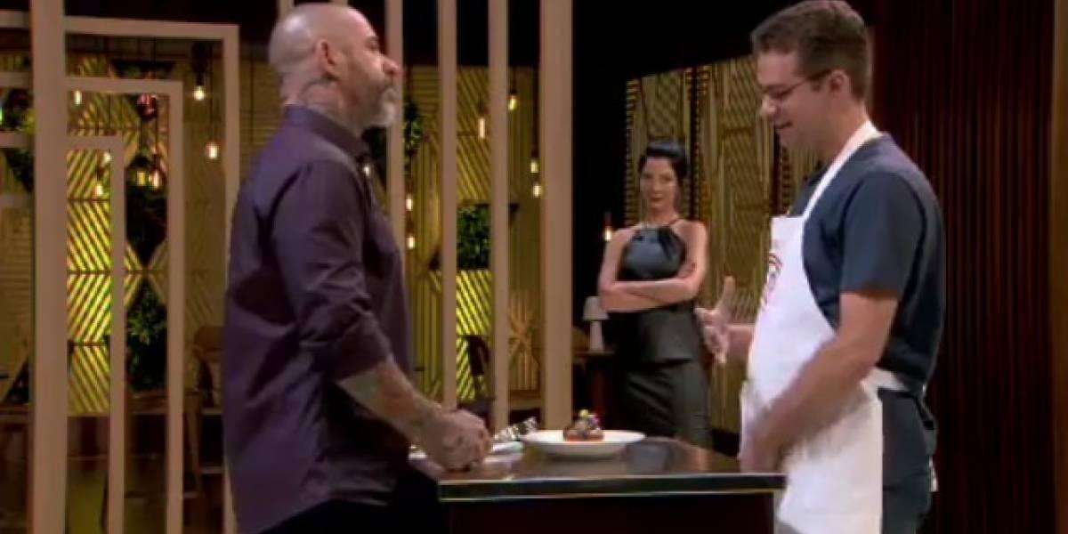 MasterChef: Fogaça diz que casamento de Aristeu vai acabar após prato