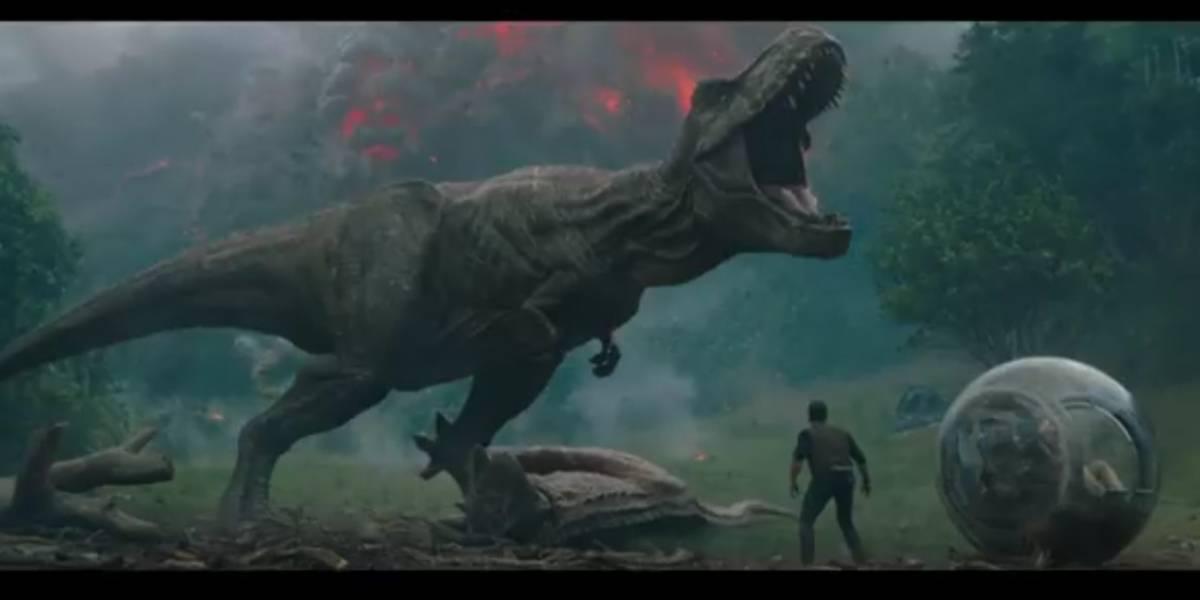 Novo trailer de Jurassic World: Reino Ameaçado é divulgado; assista