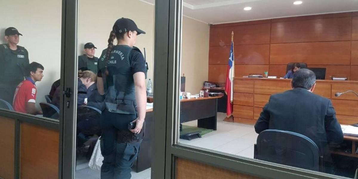 Arresto domiciliario total para brigadista acusado de generar incendio en Cauquenes