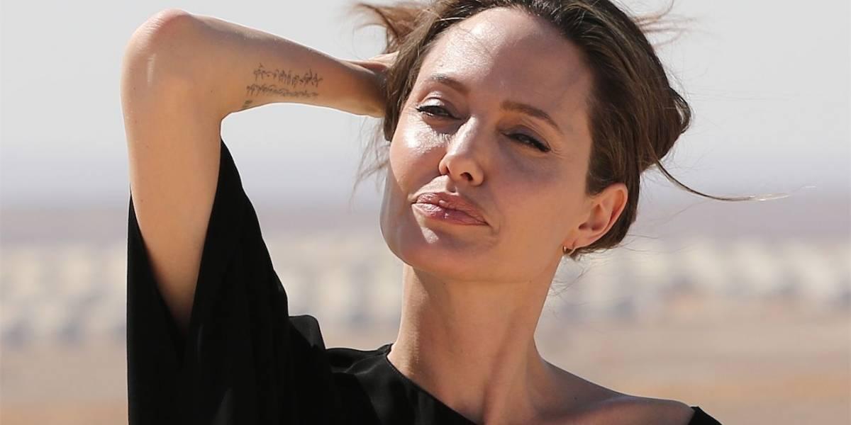 Angelina Jolie alza la voz y critica las políticas migratorias de Donald Trump