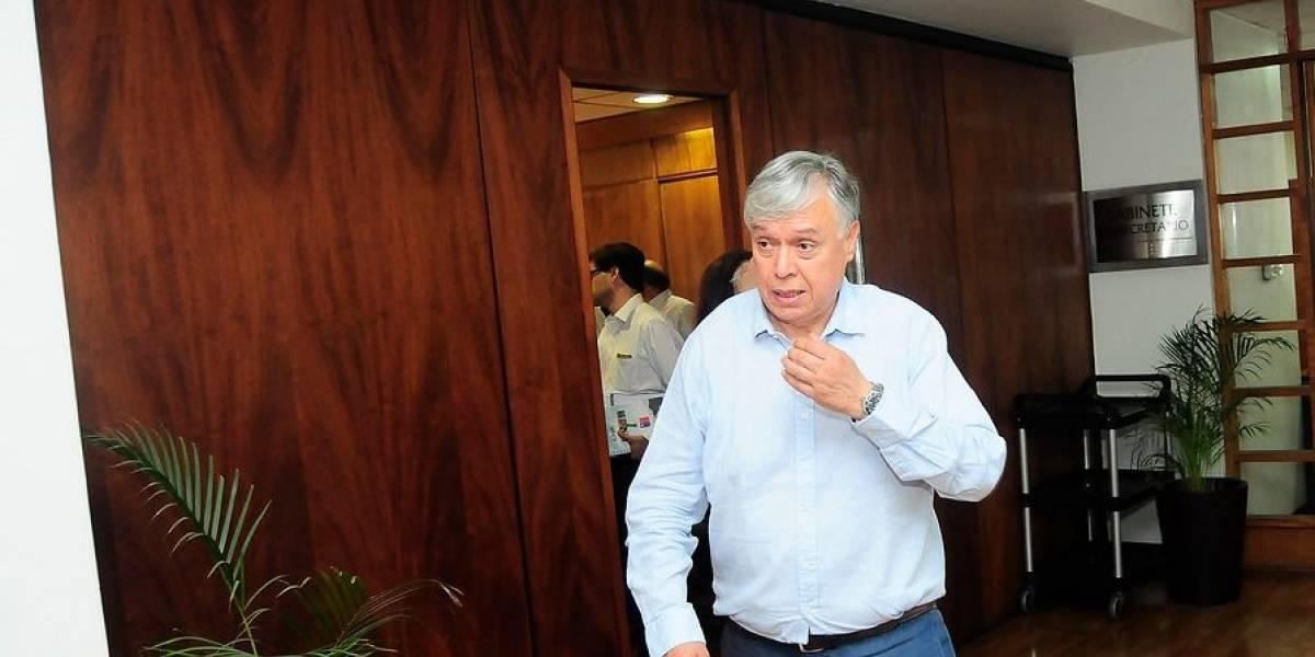 Ministro de Agricultura anuncia cuatro ejes para reactivación en el rubro