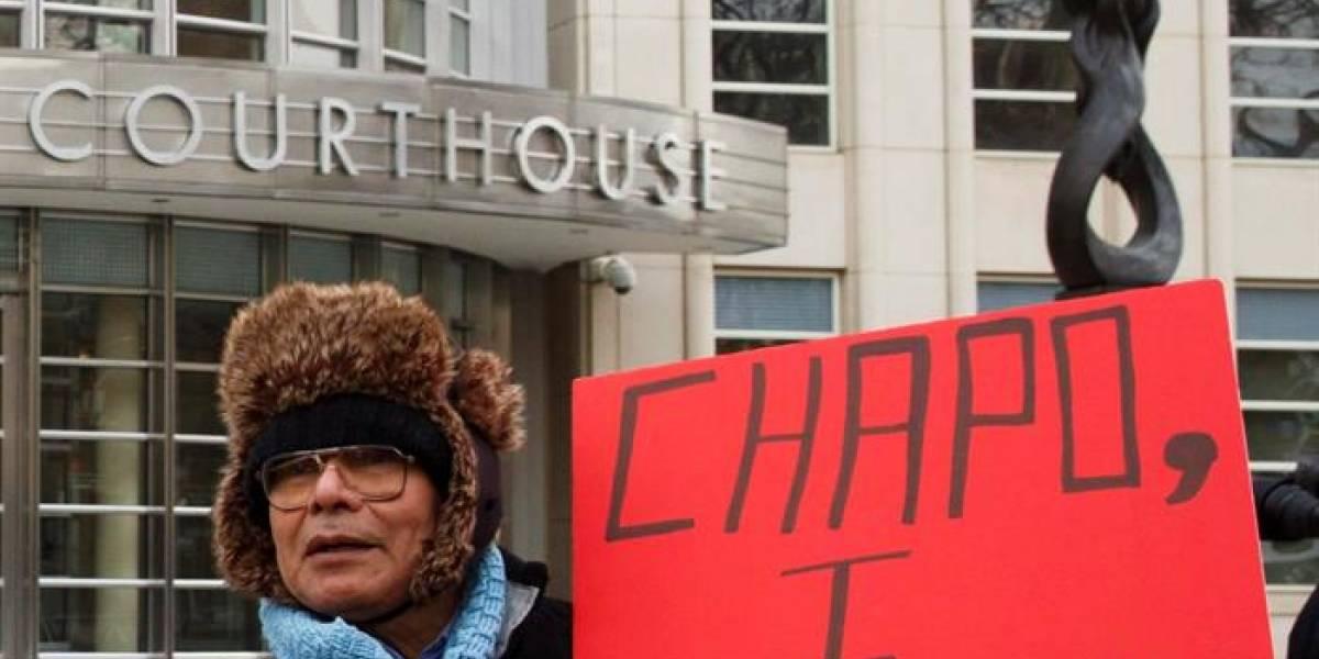 """La defensa de """"El Chapo"""" protesta por sus condiciones de encarcelamiento"""