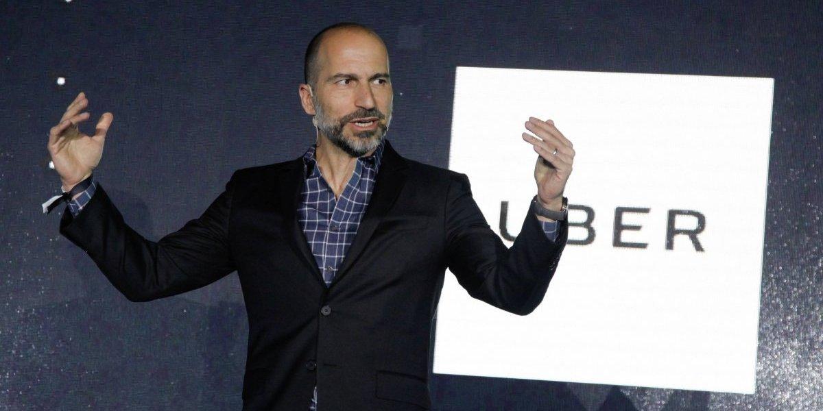 Las altas expectativas del CEO de Uber para Chile: calculó que para 2019 serán 100 mil los conductores en la app