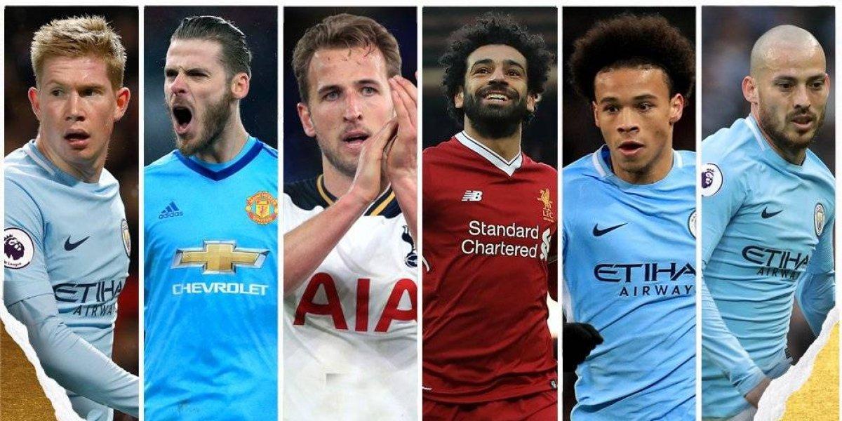 A Alexis no le alcanzó: El once ideal de la Premier League 2017/18