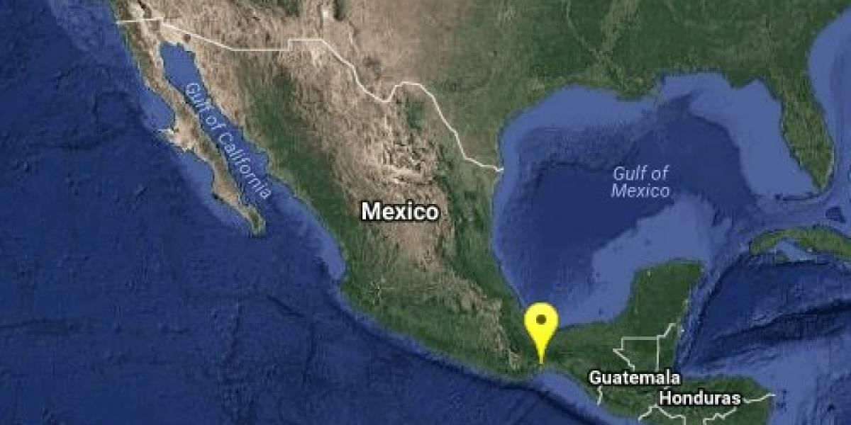 Sismo de magnitud 5.3 despierta a los habitantes de Oaxaca