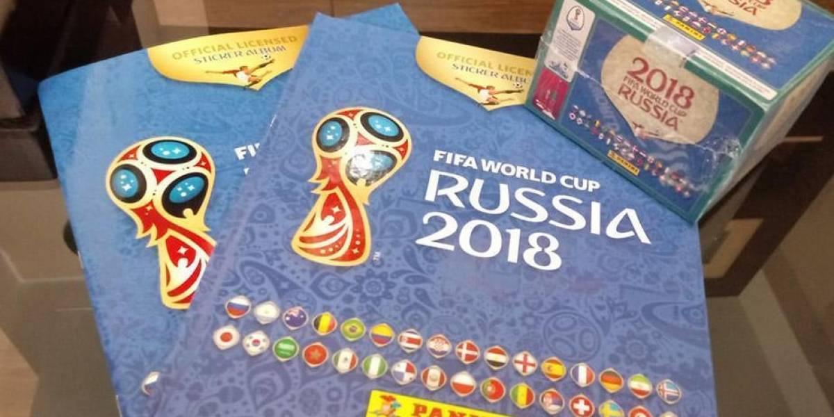 Policía interviene una imprenta donde falsificaban el álbum del Mundial