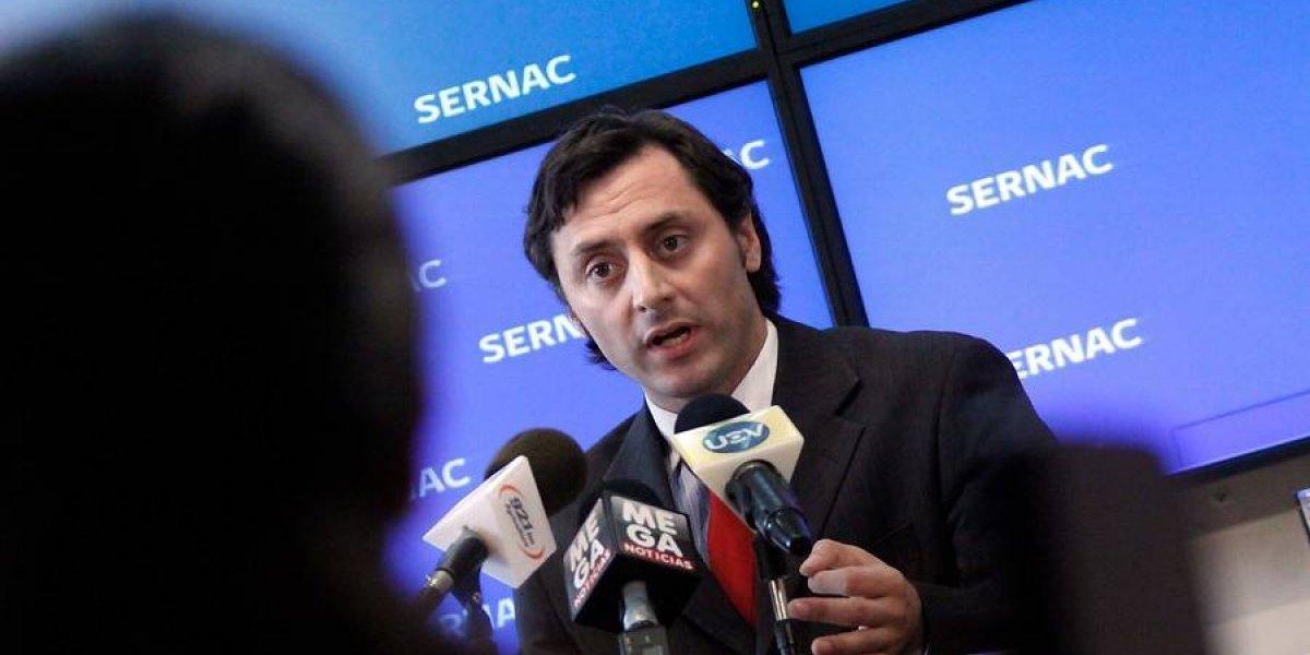 Vuelve para ser el jefe: Lucas del Villar es el nuevo director del Sernac