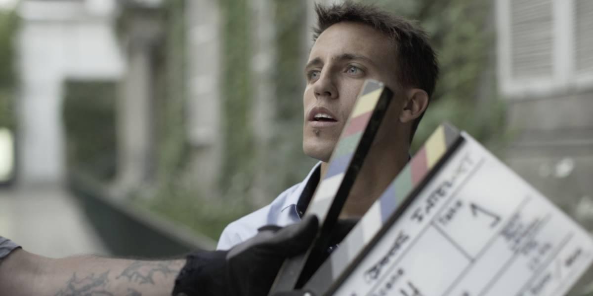 Figura dentro y fuera de la cancha: la faceta de actor de Diego Buonanotte
