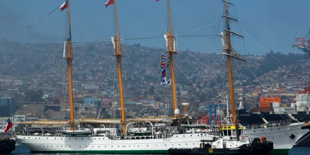 Fiscalía Naval desmiente versión sobre mujeres fotografiadas en la Esmeralda
