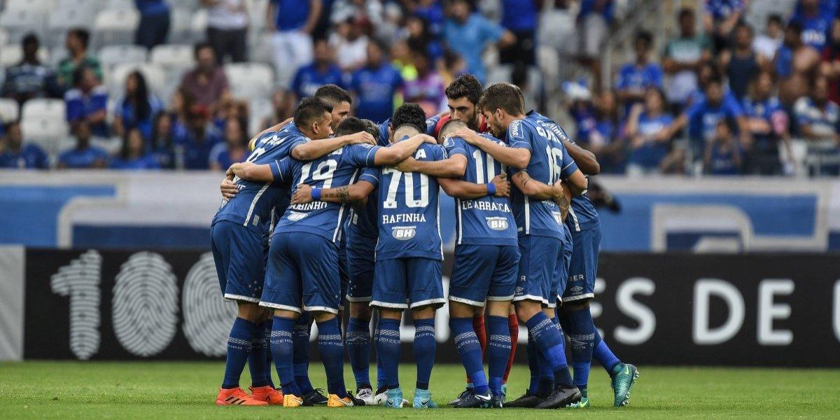 Vienen con todo: La formación de Cruzeiro para enfrentar a la U en la Libertadores