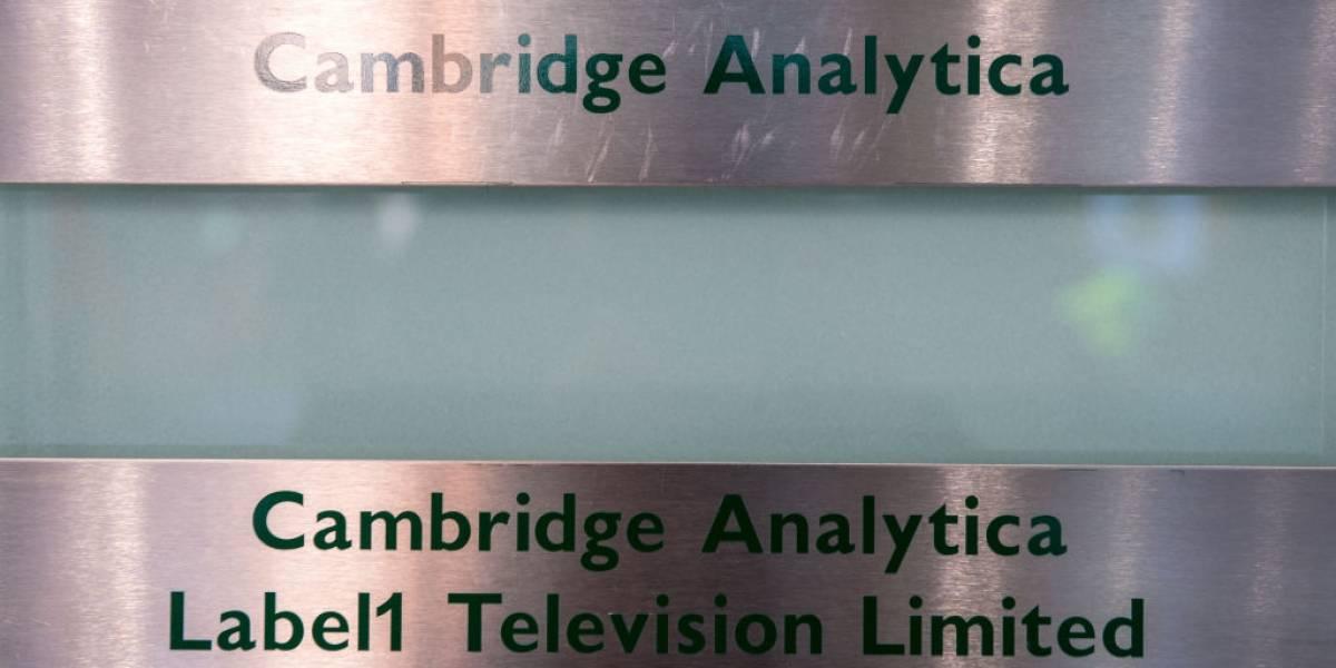 Cambridge Analytica sí habría tenido contactos con campañas en Colombia
