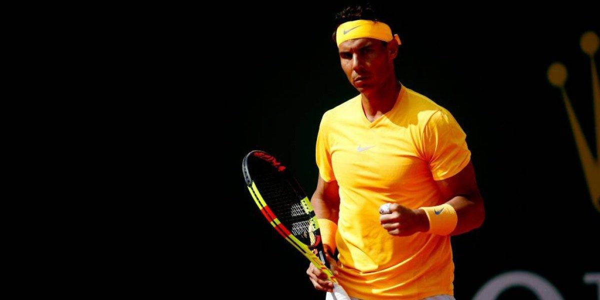 Rafael Nadal tuvo un tranquilo debut y Novak Djokovic sigue con su alza en Montecarlo
