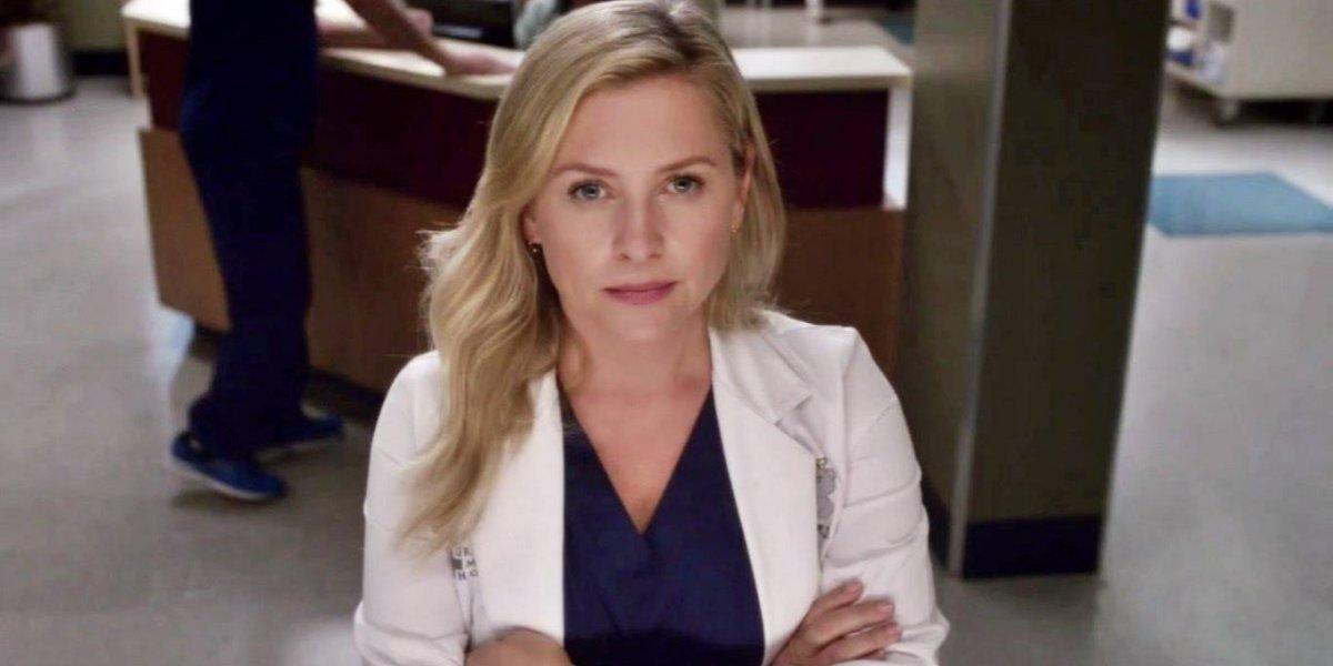Grey's Anatomy: a última cena de Arizona Robbins, uma das personagens que deixa a série