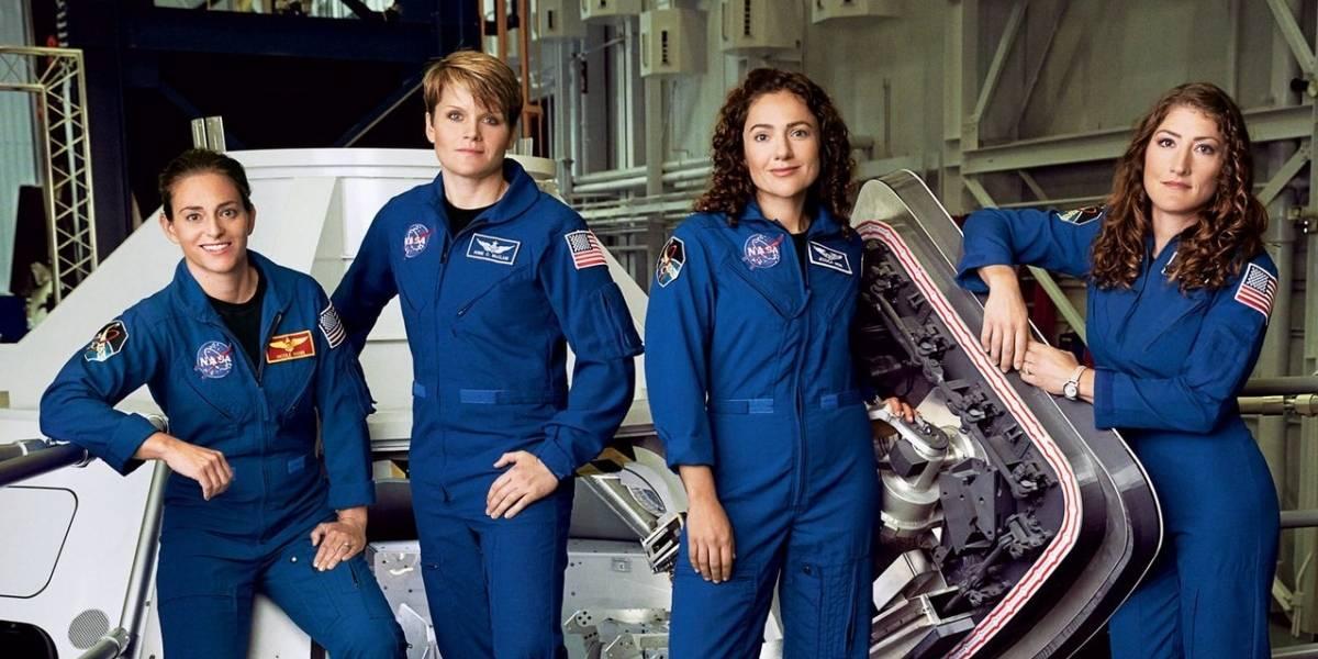 Quieren que la primera persona en Marte sea una mujer