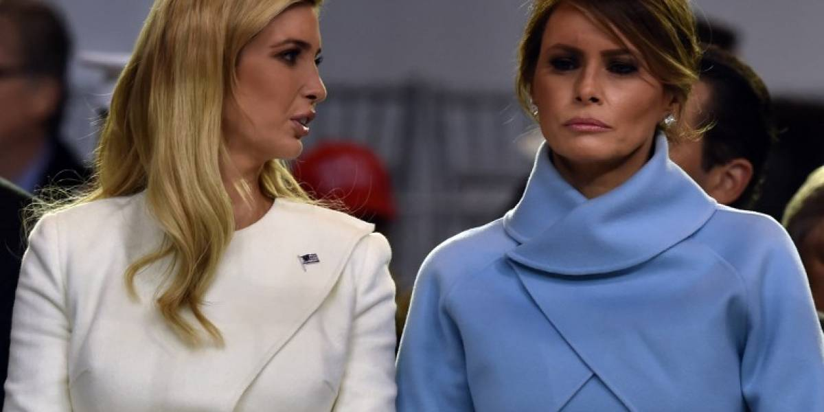 ¿Dónde está Melania Trump mientras Ivanka se apodera del cargo de primera dama?