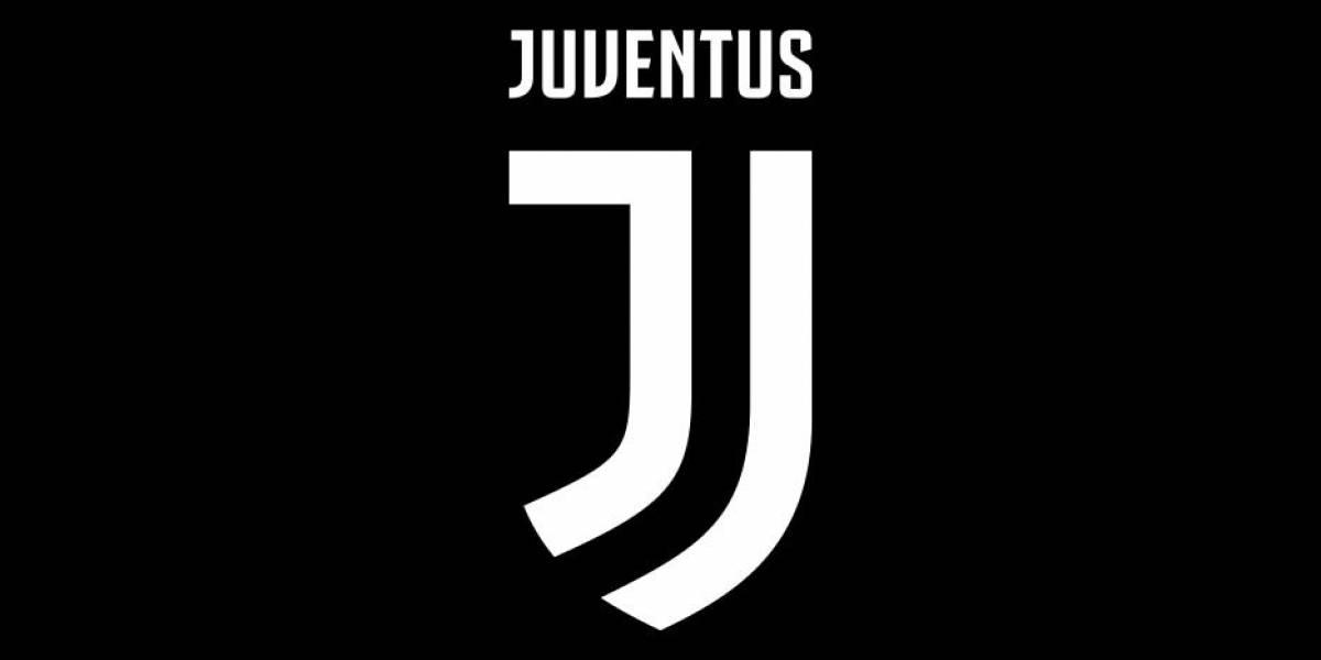 Juventus presentó su revolucionario nuevo escudo