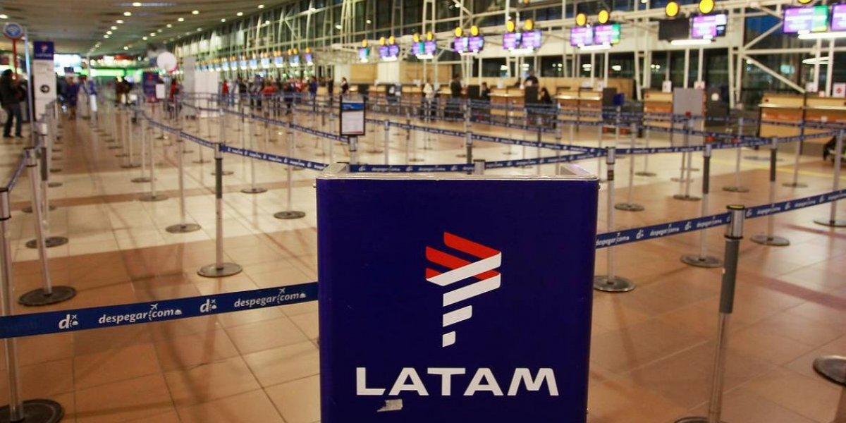 Latam extiende modificación en sus vuelos hasta el 25 de abril por huelga