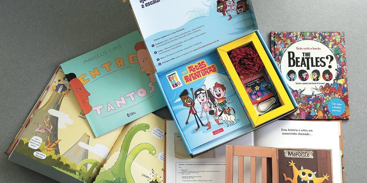 70% dos alunos da rede estadual começam as aulas sem kits escolares
