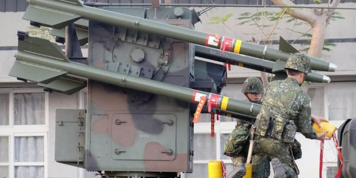 Irán prueba nuevos misiles en plena tensión con EEUU