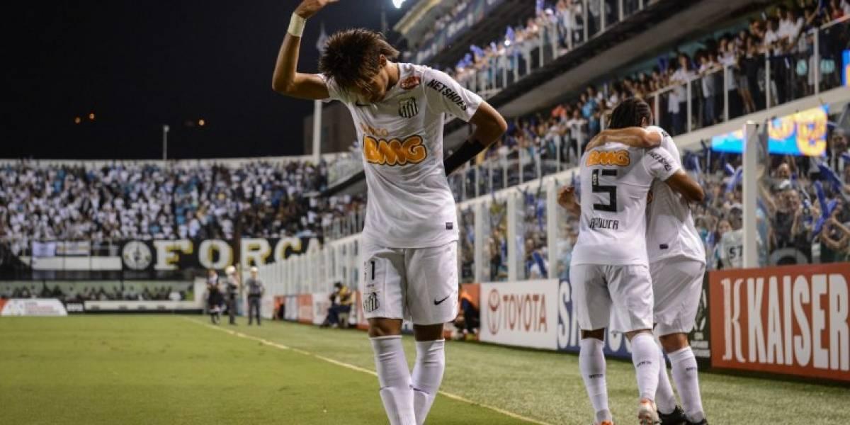 Ninguneando a Neymar y goleado: Las tristes y polémicas visitas de Hoyos a Brasil